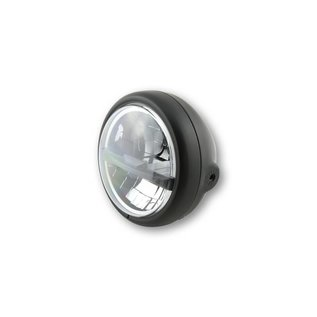 """Highsider 5 3/4"""" Highsider LED Scheinwerfer schwarz Pecos 5"""