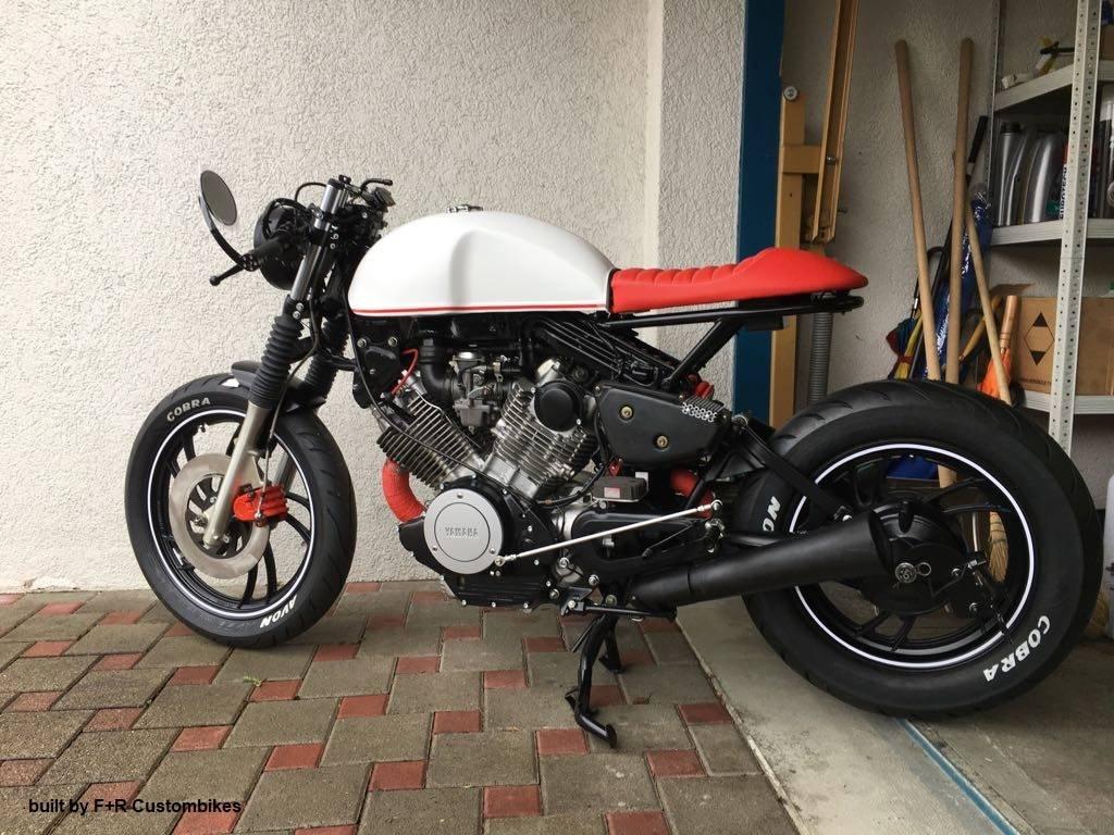 Yamaha Virago Cafe Racer Umbau Kit Typ 2 0 Motparts Ch