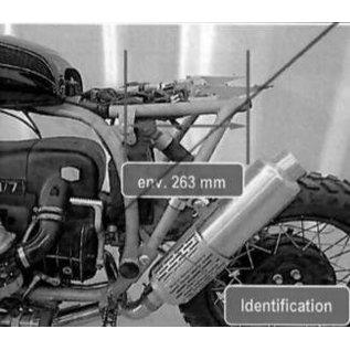 DTC DTC Rahmenheck BMW R-2V Boxer Modelle