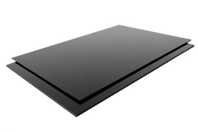 PVC-Platten schwarz 3,0 bis 8,0 mm Stärke - Masterplatex - Ihr Partner für Konstruktionswerkstoffe
