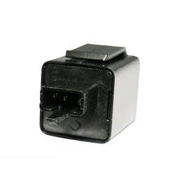 Blinkrelais, elektronisch 12 V, schmaler 3-fach Stecker mit 2 Pins