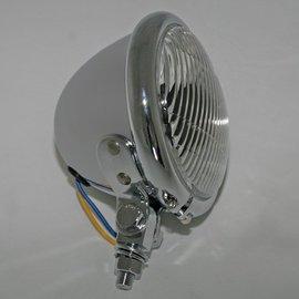 4 1/2 Zoll Nebelscheinwerfer mit Birne, Bates-Style, E2-geprüft