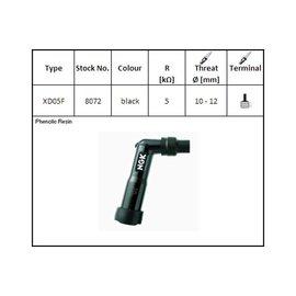 NGK NGK-Kerzenstecker XD-05 F, für 12 mm Kerze, 102?