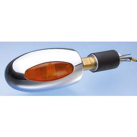Kellermann Lenkerendenblinker BL 1000 Aluminium poliert