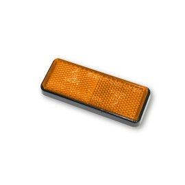 SHIN YO Reflektor gelb mit selbstklebender Folie