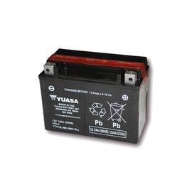 Yuasa YUASA Batterie YTX 15L-BS wartungsfrei (AGM) inkl. Säurepack