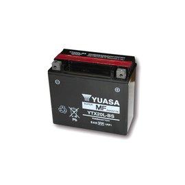Yuasa YUASA Batterie YTX 20L-BS wartungsfrei (AGM) inkl. Säurepack