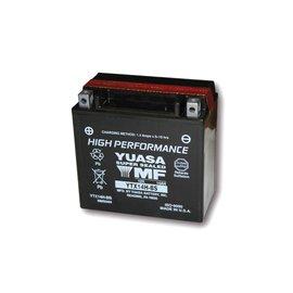 Yuasa YUASA Batterie YTX 14H-BS wartungsfrei (AGM) inkl. Säurepack