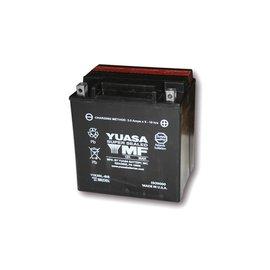 Yuasa YUASA Batterie YIX 30L-BS wartungsfrei (AGM) inkl. Säurepack