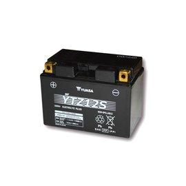 Yuasa YUASA Batterie YTZ 12 S wartungsfrei (AGM), 12V 8,6AH
