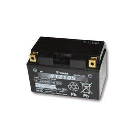 Yuasa YUASA Batterie YTZ 10 S wartungsfrei (AGM), 12V 8,6AH