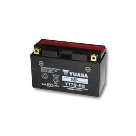 Yuasa YUASA Batterie YT 7B-BS / YT 7B-4 wartungsfrei (AGM) inkl. Säurepack