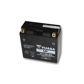 Yuasa YUASA Batterie YT 14 B-BS (YT 14 B-4) wartungsfrei (AGM)