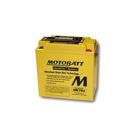 MOTOBATT Batterie MB16U, 4-polig