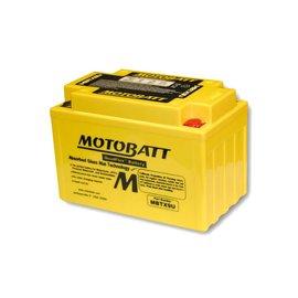 MOTOBATT Batterie MBTX9U, 4-polig