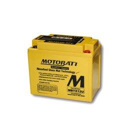 MOTOBATT Batterie MBTX12U