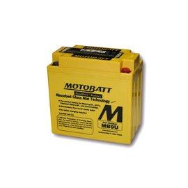 MOTOBATT Batterie MB9U, 4-polig