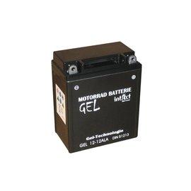 Intact Bike Power Batterie GEL YB12AL-A