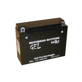 Intact Bike Power Batterie GEL YB16AL-A2