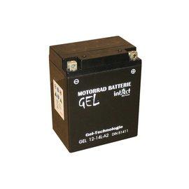 Intact Bike Power Batterie GEL YB14L-A2