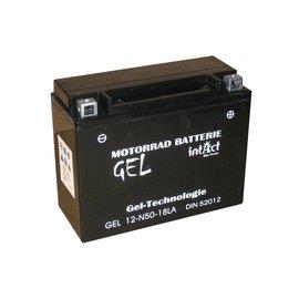 Intact Bike Power Batterie GEL Y50-N18L-A