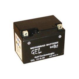 Intact Bike Power Batterie GEL YTX4L-BS