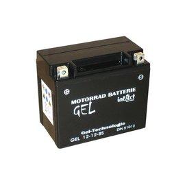Intact Bike Power Batterie GEL YTX12-BS