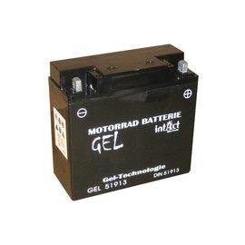 Intact Bike Power Batterie GEL 51913