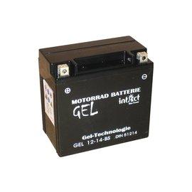 Intact Bike Power Batterie GEL YTX14-BS