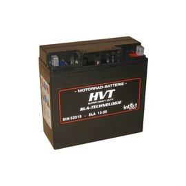 Intact Bike Power Batterie HVT 51913/52015, gefüllt und geladen