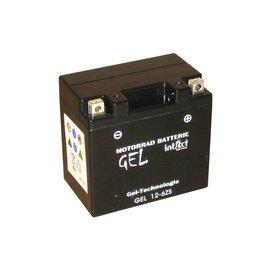 Intact Bike Power Batterie GEL YTZ6-S