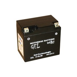 Intact Bike Power Batterie GEL YTX5L-BS