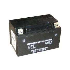 Intact Bike Power Batterie GEL YTZ10-S, YT10B-4