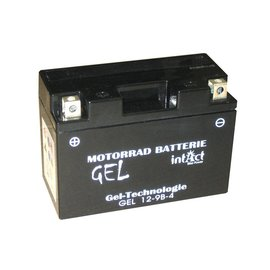 Intact Bike Power Batterie GEL YT9B-4