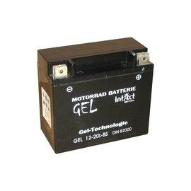 Intact Bike Power Batterie GEL YTX20L-BS