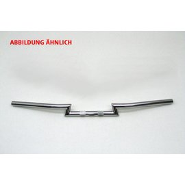Fehling ZBar, niedrig, 850 mm schwarz