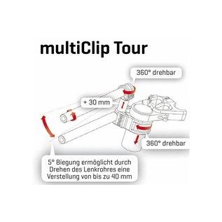 ABM ABM multiClip Tour Stummellenker Slim 50/40 mm