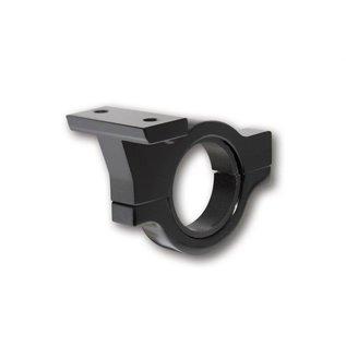 Highsider HIGHSIDER Aluminium Lenkerschelle, schwarz, für Kontrollanzeige 360-230