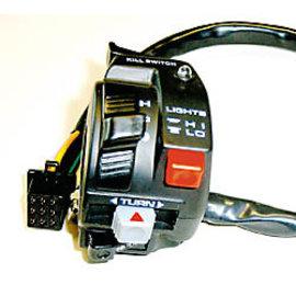 Uni-Lenkerschalter Honda ATV + MRD, links