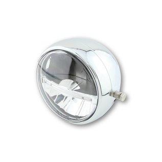 Highsider HIGHSIDER 5 3/4 Zoll LED-Hauptscheinwerfer JACKSON, seitliche Befestigung