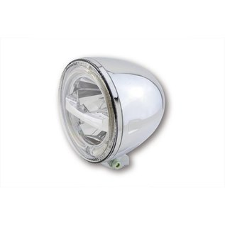 Highsider HIGHSIDER 5 3/4 Zoll LED Hauptscheinwerfer CIRCLE, chrom