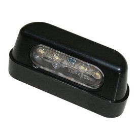 Shin Yo SHIN YO LED Nummernschildbeleuchtung, ABS schwarz