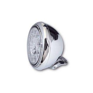 Highsider HIGHSIDER 7 Zoll HD-STYLE TYP 1 LED-Scheinwerfer, untere Befestigung