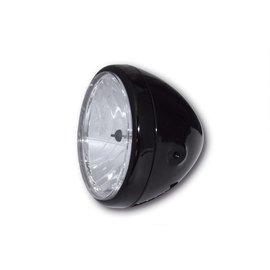 Shin Yo SHIN YO 7 Zoll Scheinwerfer RENO, schwarz glänzend