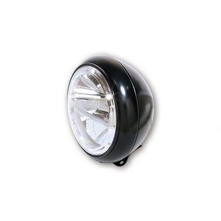 Highsider HIGHSIDER 7 Zoll VOYAGE HD-STYLE LED-Scheinwerfer, untere Befestigung