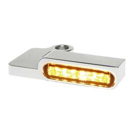 HeinzBikes LED Armaturen Blinker SPORTSTER Modelle -13, silber