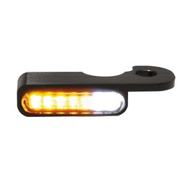 HeinzBikes LED Armaturen Blinker-Positionslicht-Kombination BREAKOUT Modelle hydr.Kupplung, schwarz