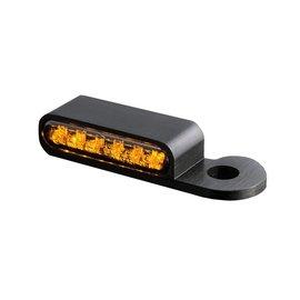 HeinzBikes LED Armaturen Blinker S Modelle 14-, schwarz