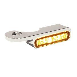 HeinzBikes LED Armaturen Blinker S Modelle 14-, silber