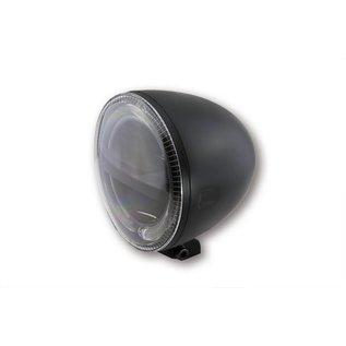 Highsider HIGHSIDER 5 3/4 Zoll LED Hauptscheinwerfer CIRCLE, schwarz